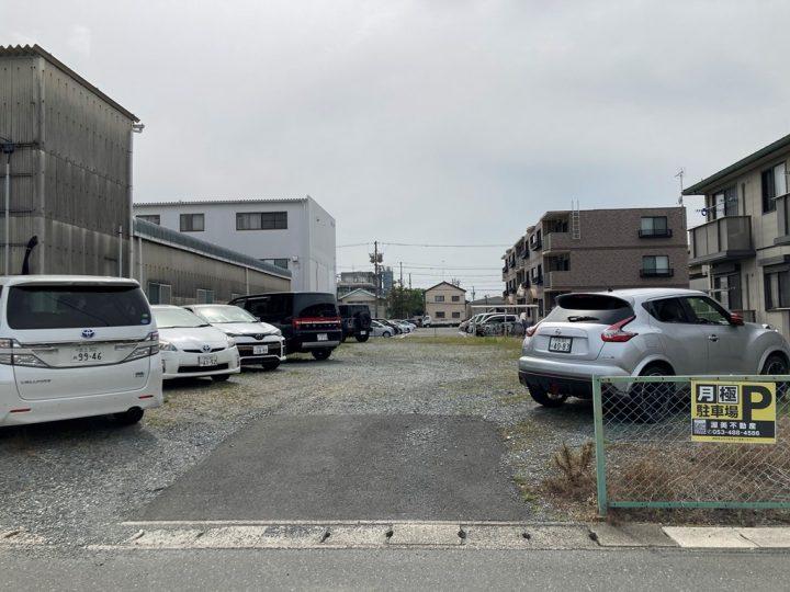 上西町第1駐車場
